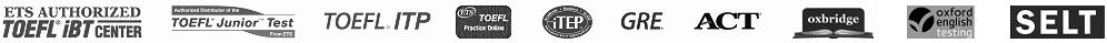 Официальный центр тестирования TOEFL iBT, TOEFL Junior, GRE, ACT, iTEP, Oxbridge