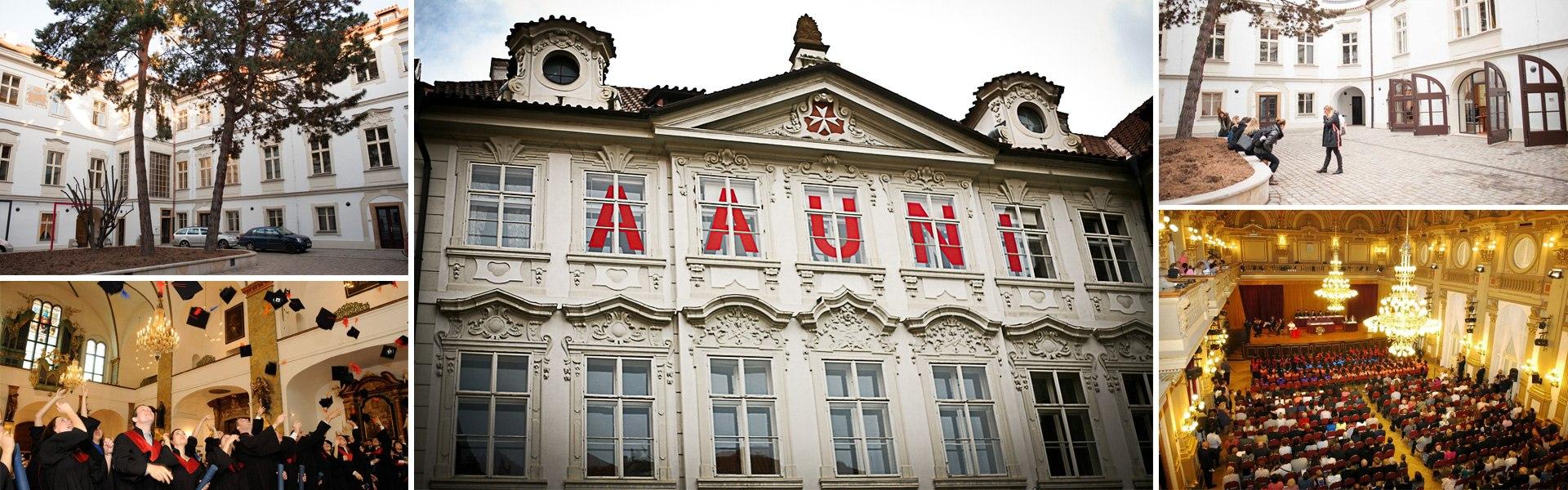 Англо-американский университет в Праге. Из первых уст.
