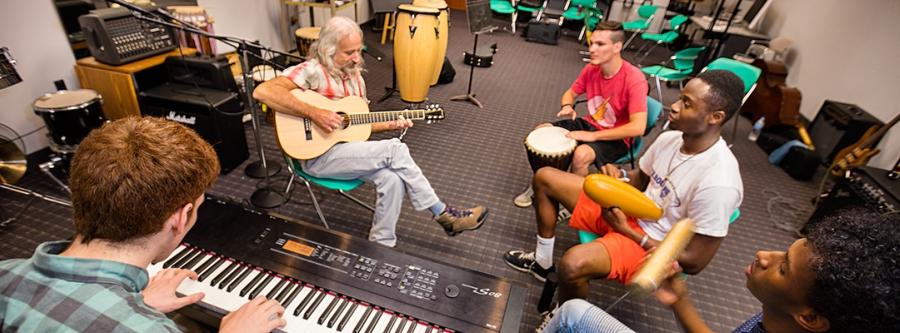 Музыкальное образование за рубежом