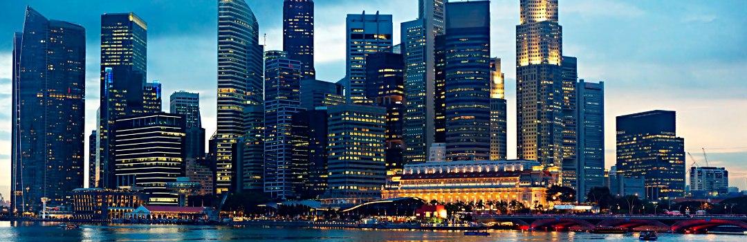 Образование и работа в Сингапуре