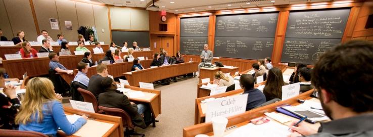 Кто такие лидеры и почему в Гарвард берут только их?