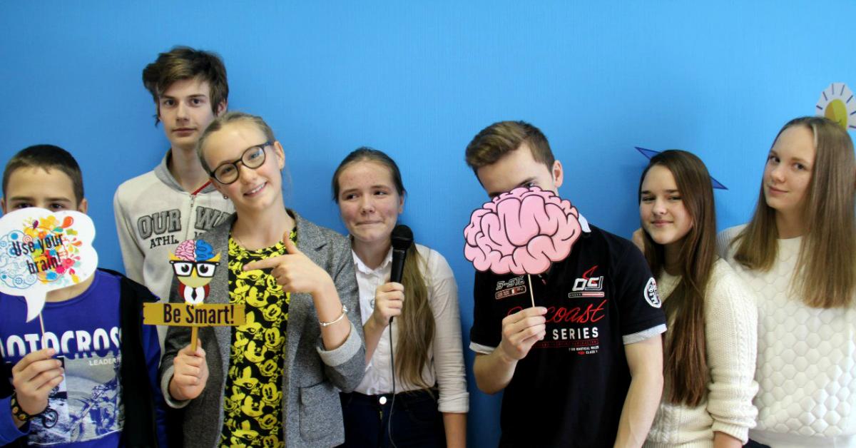 Набор в летний лагерь Smart Teens открыт!