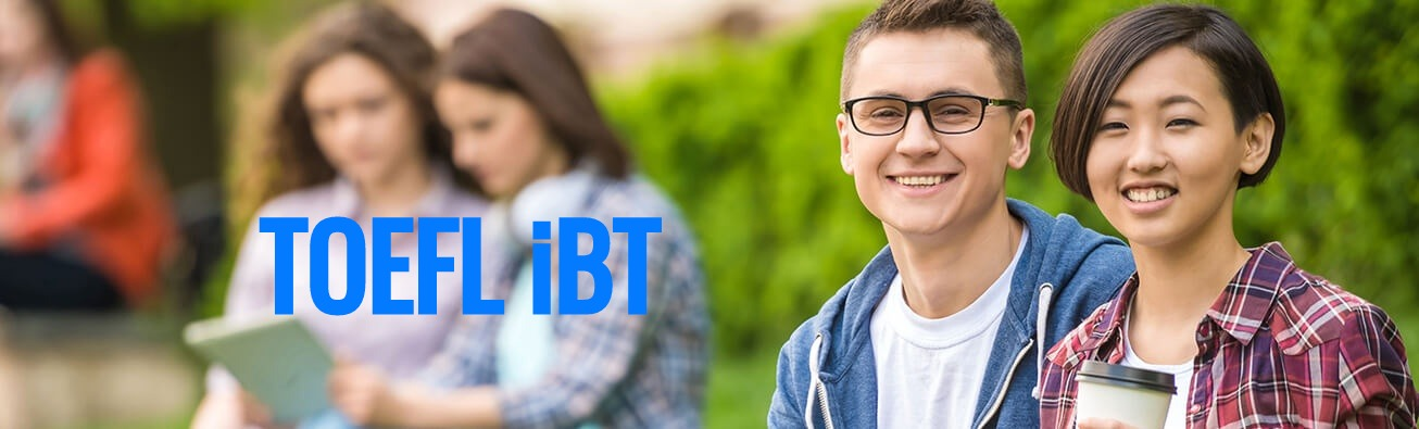 What improvements have appeared for TOEFL iBT dealers?
