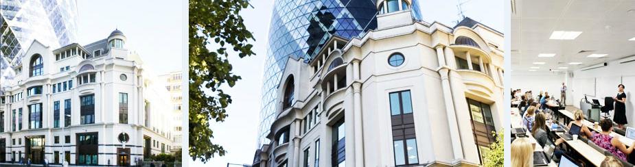 Обучение в BPP University, одном из крупнейших и престижнейших университетов Великобритании