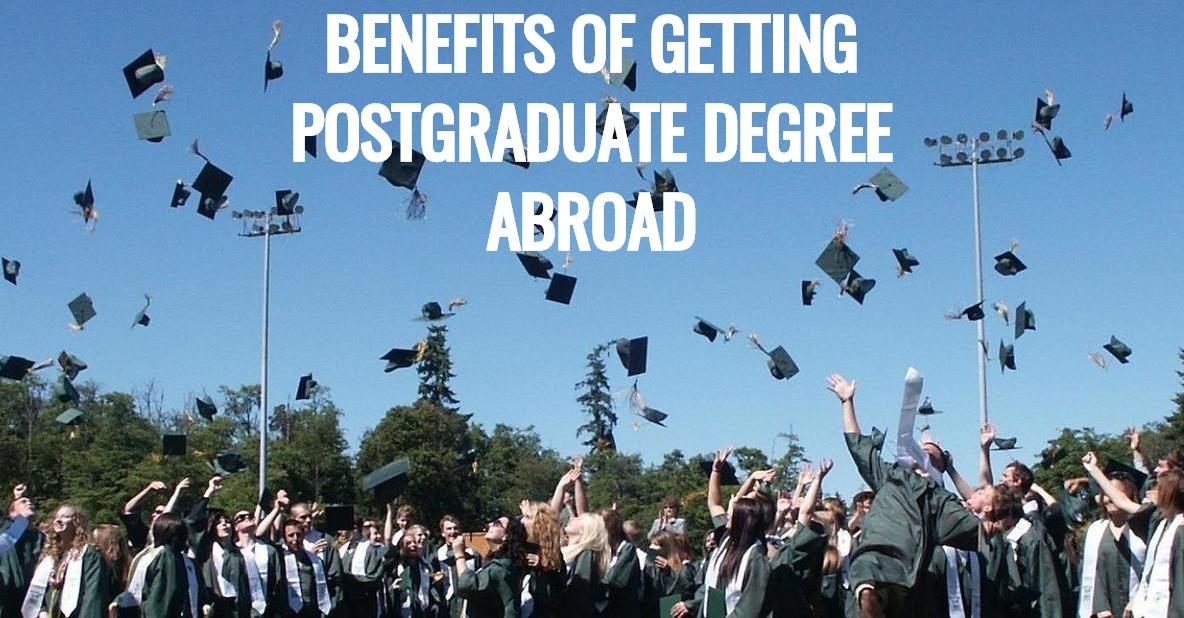 Преимущества получения последипломного образования за границей