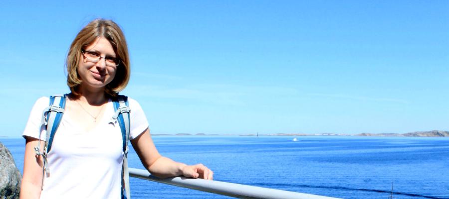 Учеба в Швеции по стипендии. История Алены Середко